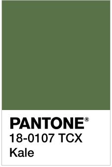 Kale - Pantone 18-0107 TCX