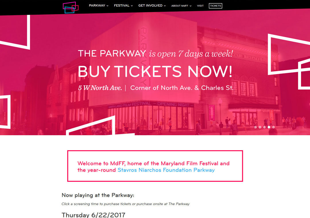 Maryland Film Festival