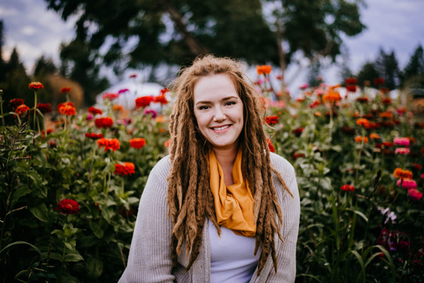 Natalie Broders, Web Developer