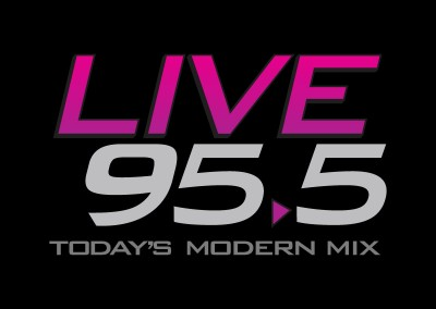 Live 95.5 Logo