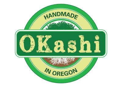 OKashi Logo
