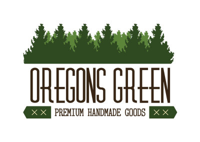 Oregons Green Logo