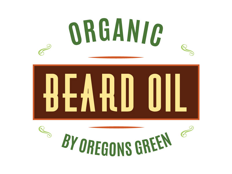 Organic Beard Oil Logo