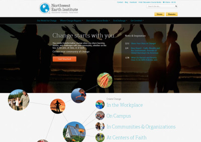 Northwest Earth Institute Website