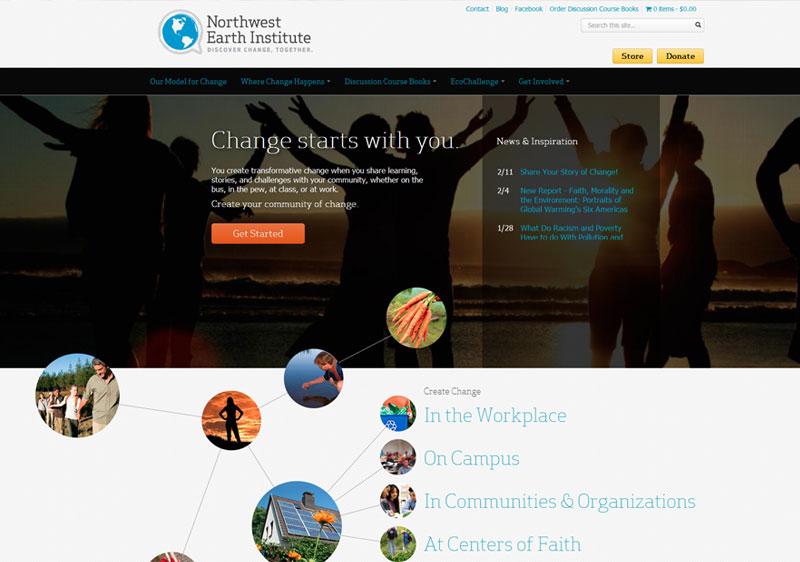 Northwest Earth Institute Website