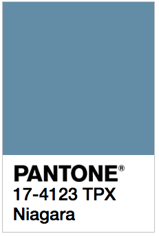 Niagra - Pantone 17-4123 TPX