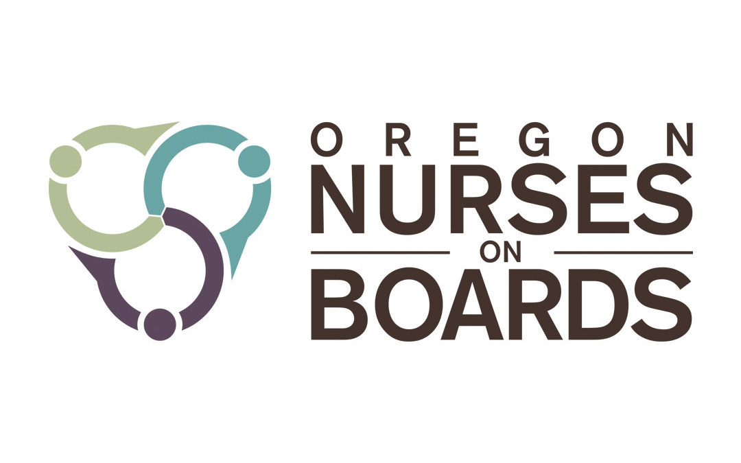 Oregon Nurses on Boards Logo